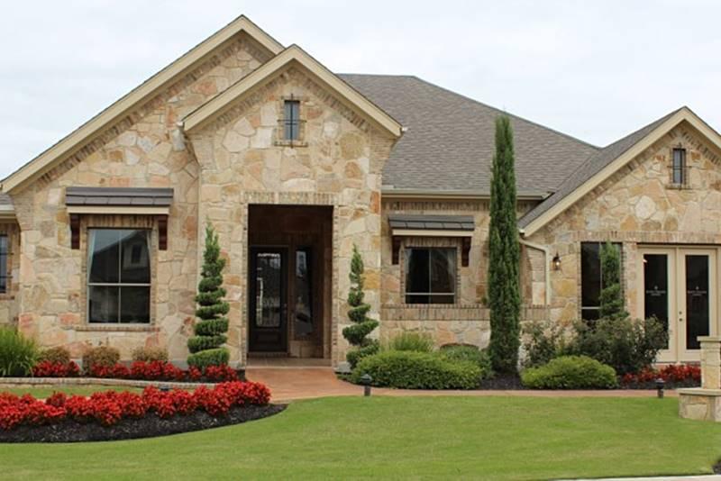 10 Texas Mix Flagstone | Flagstone, Sandstone, Marble Rock Wall ...