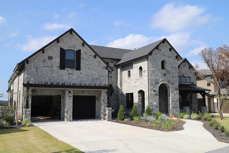 Natural Stone : How to Improve the Value of Your Texas Home