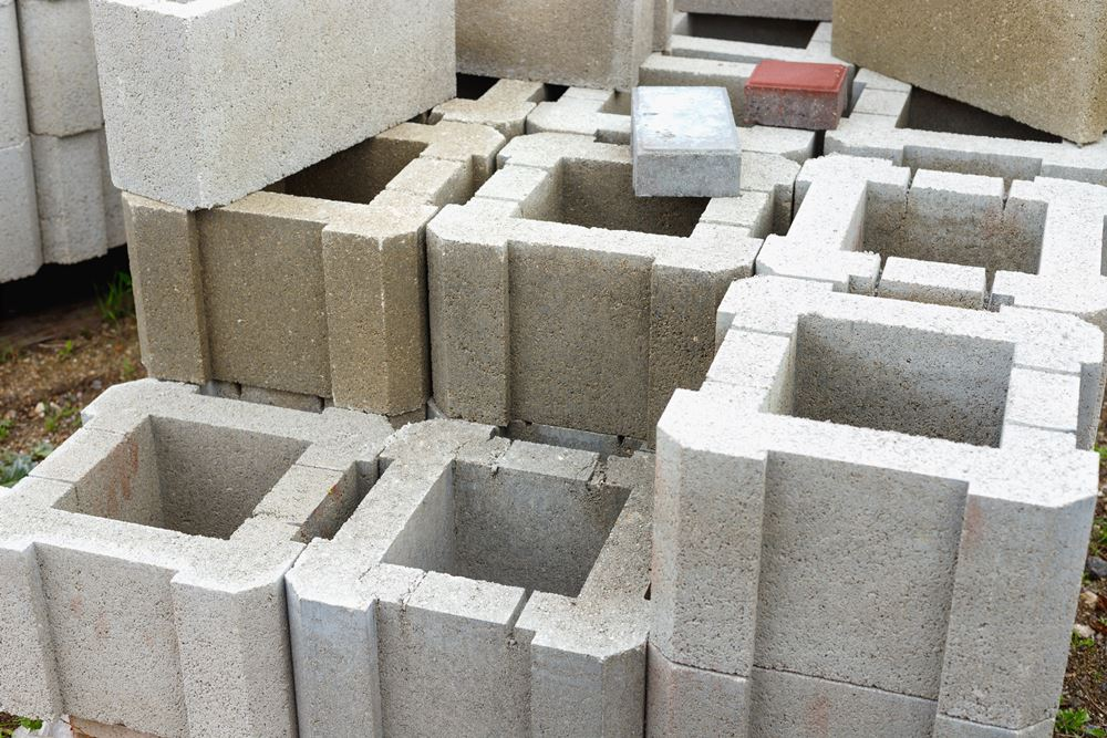 What Is the Difference Between Cement, Cinder, and Concrete Blocks?